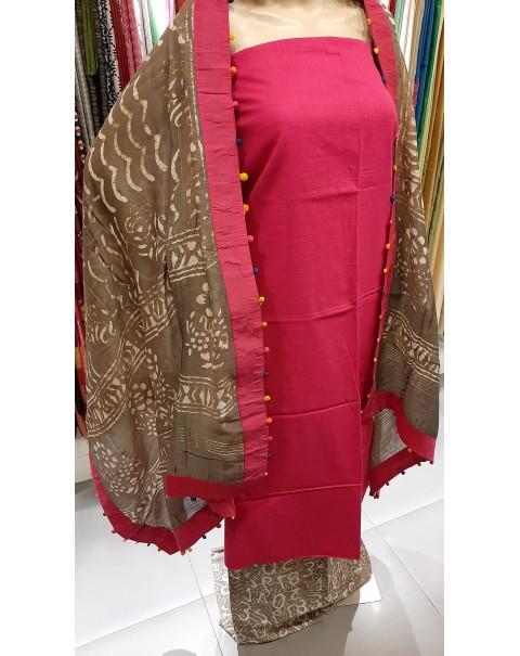 Cotton salwar set